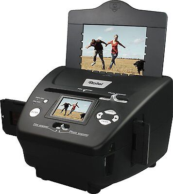 Rollei PDF-S 240 SE Dia- Negativ- + Fotoscanner, von  Fotofachgeschäft >NEU+OVP<