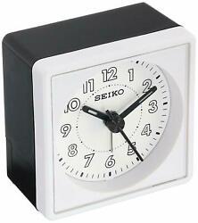 Seiko Bedside Alarm Clock QHE083WLH