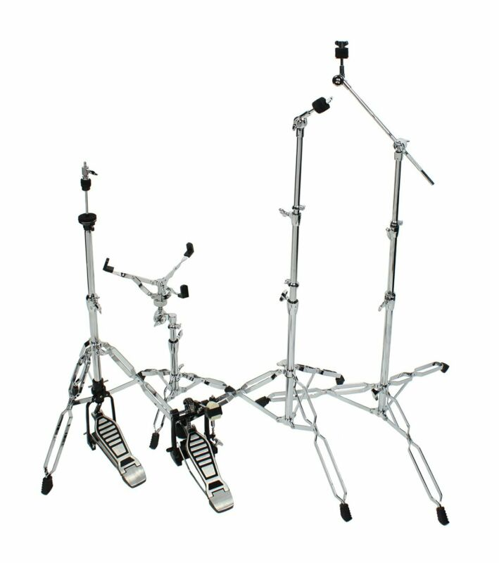 Custom Classic Drum Hardware Pack Cymbal Snare Stand Bass Pedal