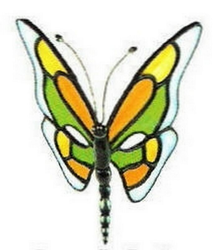 Stained Glass Supplies - LEAD-FREE BUTTERFLY BODY - FREE SHIPPING (905940LF)