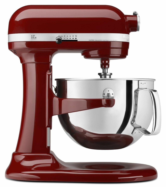 KitchenAid KP26M1XGC Gloss Cinnamon 6-quart Stand Mixer