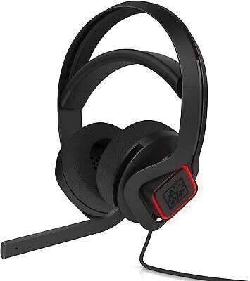 HP Omen Mindframe Wired 7.1 Virtual Surround Sound Gaming Headset w/RGB Lighting