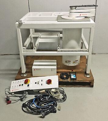 Ir-820 4-axis Scara High Throughput Wafer Handling Robot Controllerteach Pend