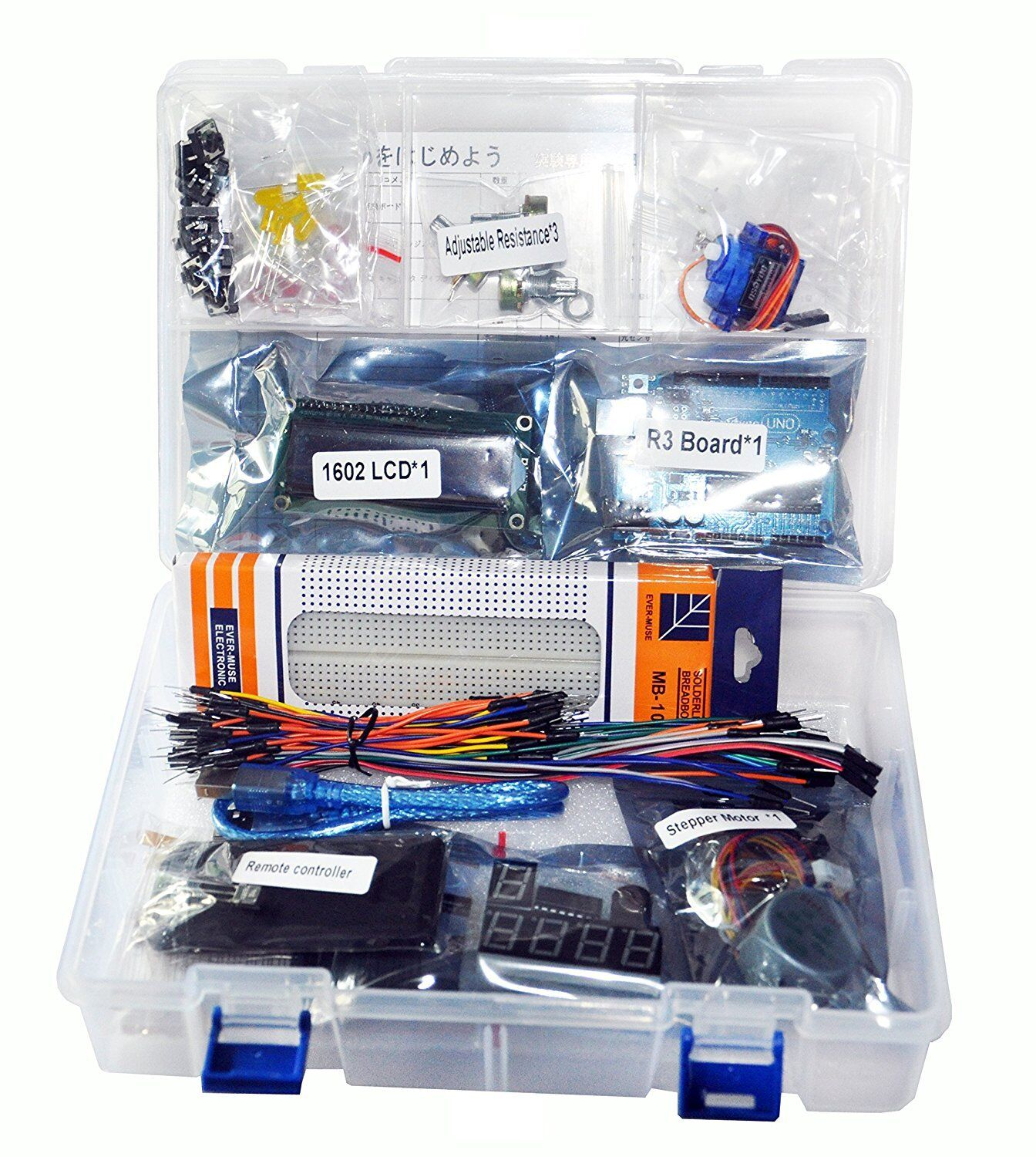UNO R3 Project Starter Learning Kit For sale|Consumer
