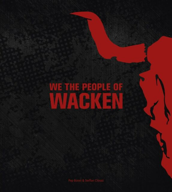WE THE PEOPLE OF WACKEN 2 CD + BUCH NEU