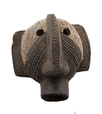 Mask African Passport Miniature Divination Fetish Magic Trick 6499 B2B