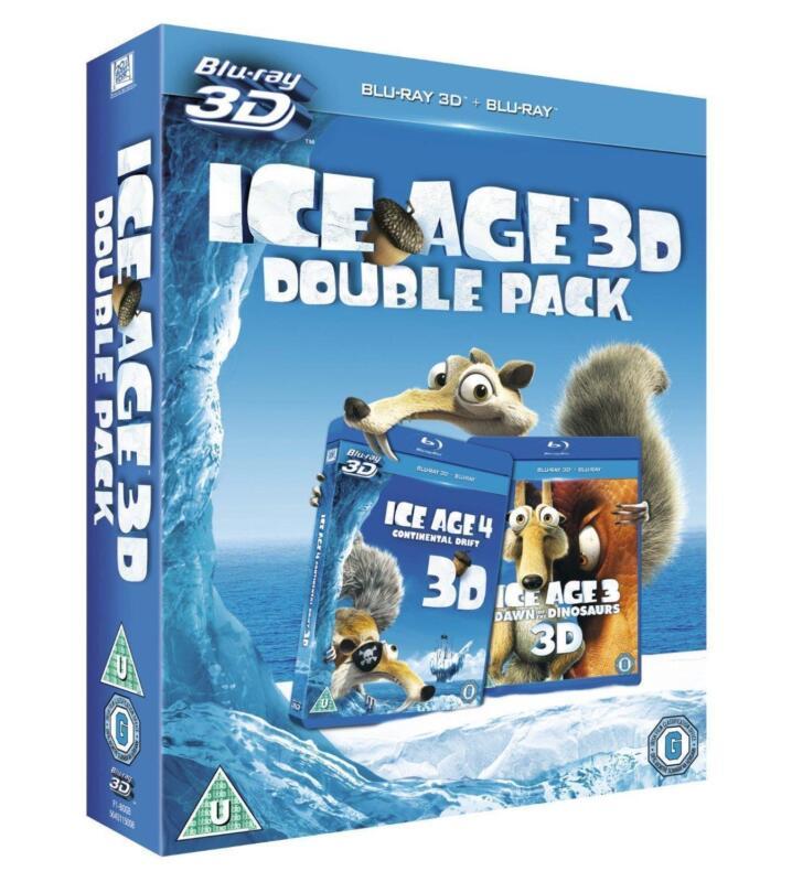 ice age a mammoth christmas dvd uk