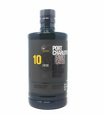 Bruichladdich Port Charlotte 10 Jahre Scotch Whisky 1x 0,7 l Alkohol 50% vol.