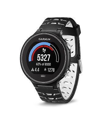 Garmin Forerunner 630 Running Fitness Gps Touchscreen Smart Watch Black White