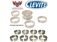 "SBC CHEVY 305 327 350 383 CLEVITE MAIN BEARINGS /""H/"" SERIES MS909H-1 .001 UNDER"