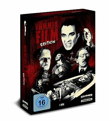 EDITION Frankenstein DRACULA Mumie + Raritäten DVD Neu (Halloween 2017 7)