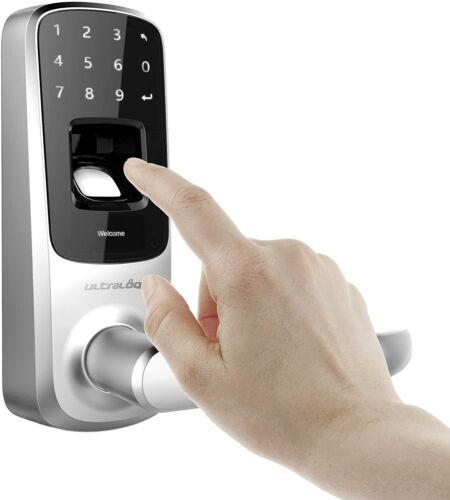 Ultraloq UL3 Bluetooth Fingerprint and Touchscreen Smart Loc