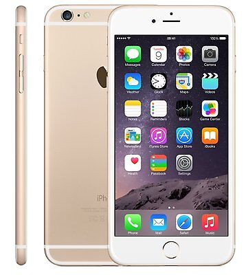 Apple iPhone 6 PLUS - 16GB, Gold (Factory Unlocked AT&T / T-Mobile / Metro PCS)