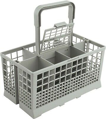 Universal Dishwasher Cutlery Basket (9.5 x 5.4 x 4.8 inches) Compatible with