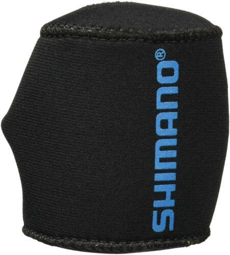 Shimano Neoprene Conventional/Baitcast Reel Cover, Black - Large -ANRC850A