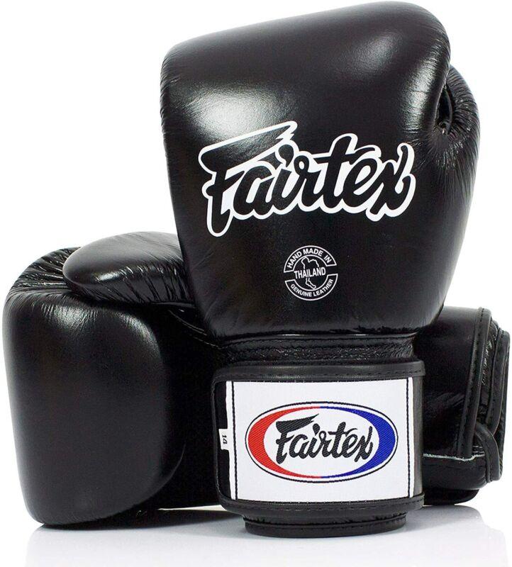 Fairtex Muay Thai Style Training Boxing Gloves - BGV1