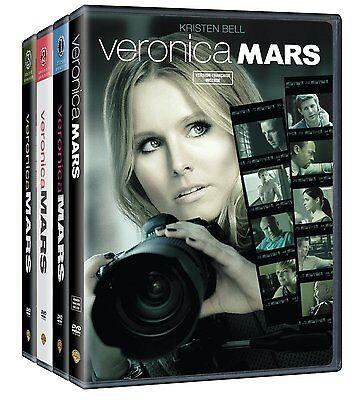 Veronica Mars Complete Series Seasons 1 3   Movie Dvd Set Brand New Free Ship