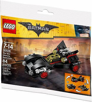 Lego Batman Movie The Mini Ultimate Batmobile 30526 New & Sealed