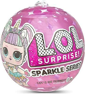 NEW L.O.L. Surprise! Dolls Sparkle Series A Multicolor LoL Toys F/S