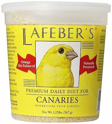 Lafeber's Bird Pellets Canary Granules Premium Daily Diet