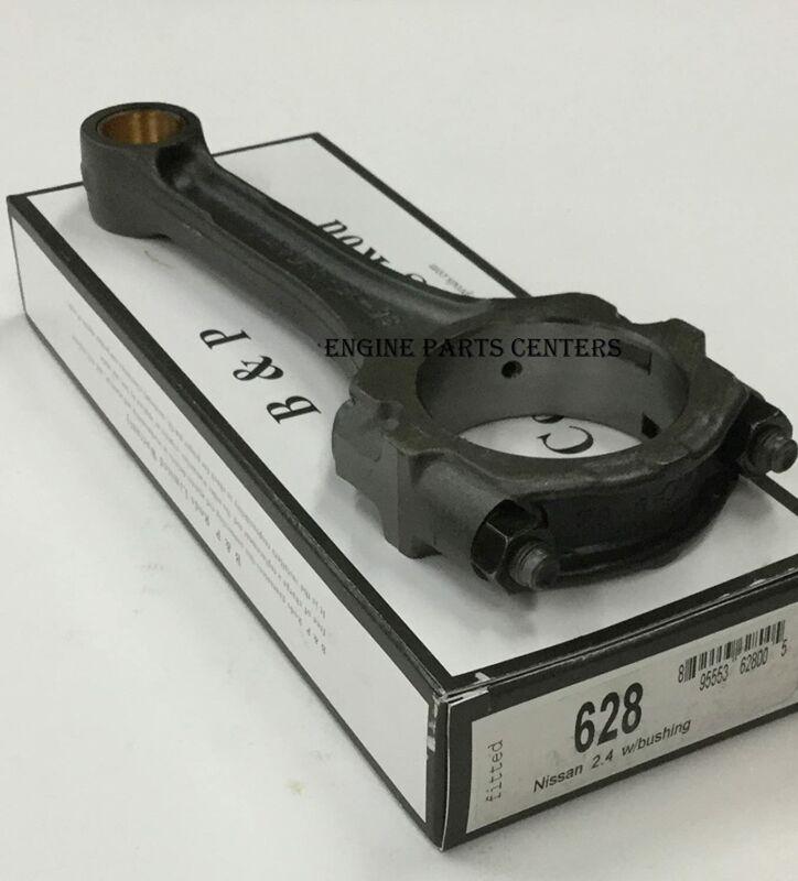 FITS Nissan Altima 240SX 2.4 2.4L DOHC KA24DE Connecting Rod Rods SET of 4