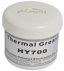 Halnziye-HY710-150g-puo-Color-argento-Pasta-Termica-per-CPU-VGA-LED-Chipset-etc
