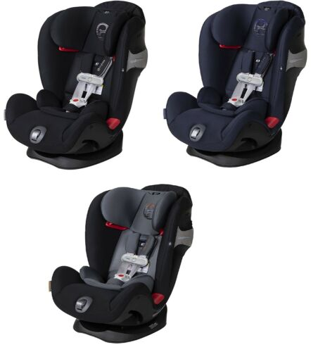 Cybex Eternis S with SensorSafe 2.0 All-In-One Convertible Car Seat Child Safety