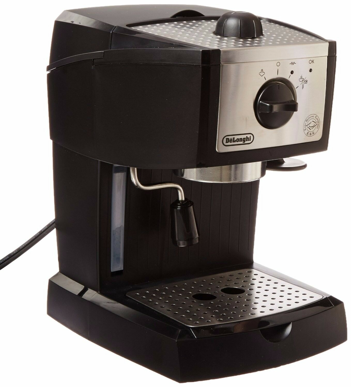 $111.85 - De'Longhi EC155 15 BAR Pump Espresso And Cappuccino Maker