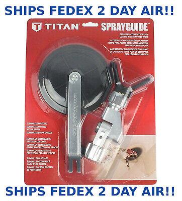 Titan Asm Spray Guide Tool 0538900 Oem Not Aftermarket 538900