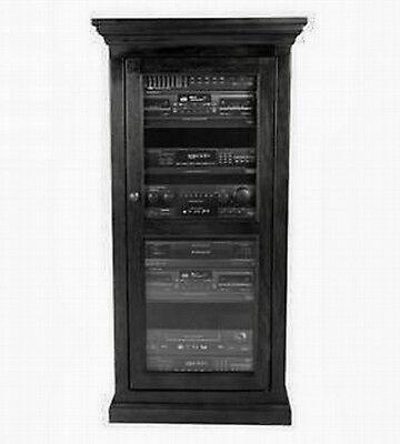 Eagle Furniture Manufacturing Coastal Audio Media Storage Cabinet  Antique -