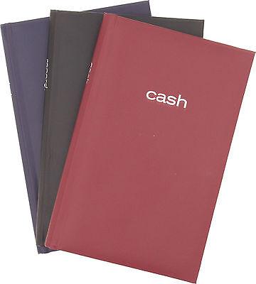 """Mead 7 15/16"""" x 5 1/8"""" Cash Book 64582"""