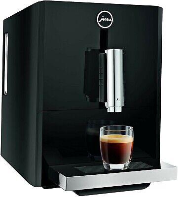 Jura A1 Bean to Cup Coffee Machine - Piano Black