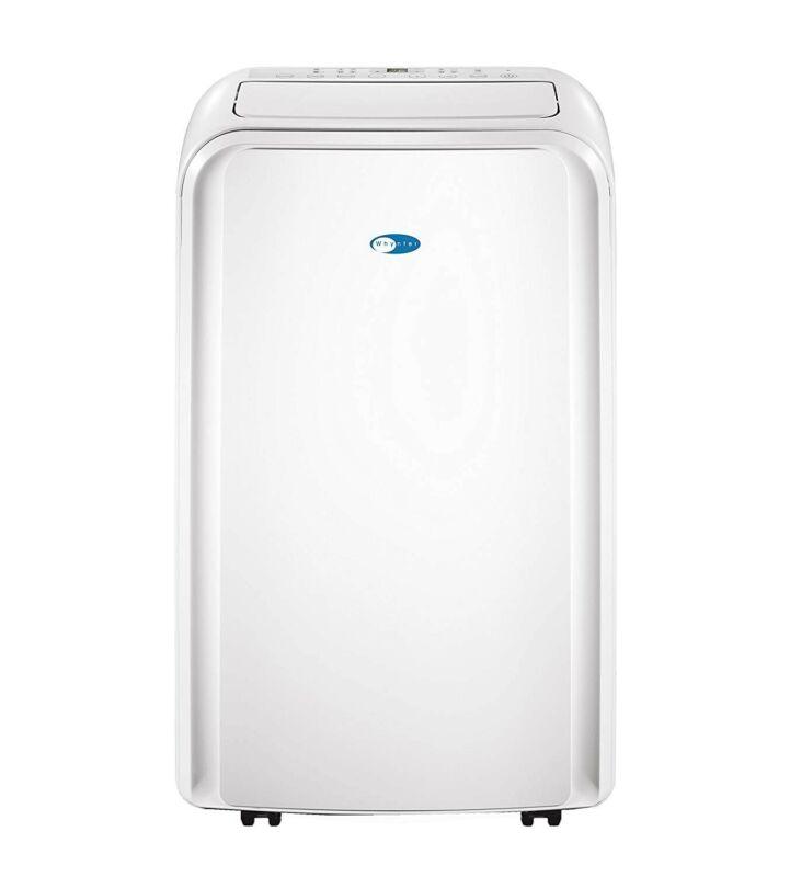 Whynter 12,000 BTU Dual Hose Portable Air Conditioner Dehumidifier Fan ARC-126MD