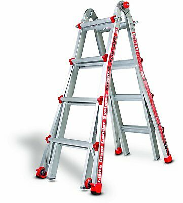Demo 17 Little Giant Ladder 250 Lb Minor Imperfections