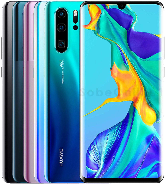 "Huawei P30 Pro 256GB VOG-L29 Dual Sim  6.47"" 8GB RAM 40MP"