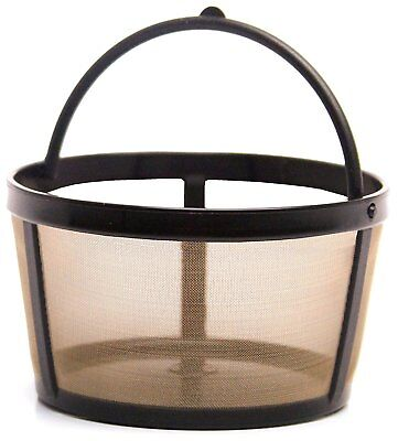Replacement 4-Cup Solid Basket Permanent Mr Coffee 6659 Coffee filter for TF5-RB