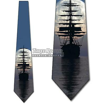 ip Tie Sailor Neckties Mens Three Rooker Tie NWT (Ahoy Matey)
