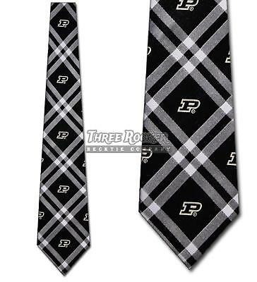 Boilermakers Tie Purdue Boilermakers Neckties Licensed Mens Neck Ties - Eagles Wings Purdue Boilermakers Necktie