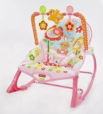 Fisher-Price Infant-to-Toddler Rocker,
