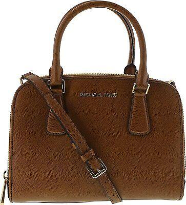 Michael Kors Women's Medium Reese Leather Top-Handle Satchel