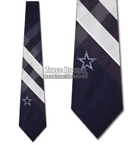 Dallas Cowboys Ties FREE SHIPPING Mens Cowboys Necktie Licensed Neck Tie NWT