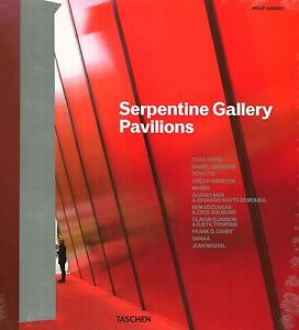 Ten Years Serpentine Gallery Pavilions by Philip Jodidio (Hardback, 2011)