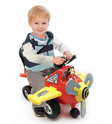 Baby Ride On Toys For Toddler Boys Riding Wheels Mickey 1 2 3 Yr Old Airplane (Toys For 2 Yr Old Boy)