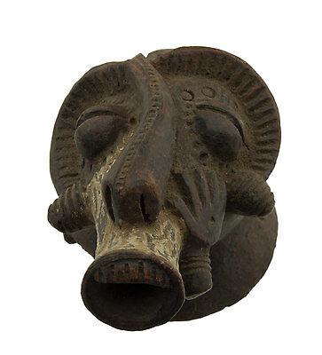Mask African Passport African Brushed Earth Bender-Art Premier- Af 1147 - B2B
