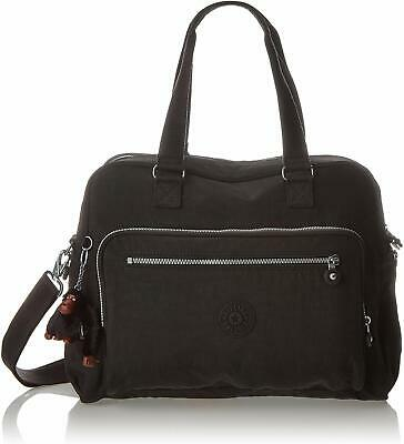 KIPLING ALANNA BABY BAG (DIAPER BAG) - BLACK - BRAND NEW W/TAGS