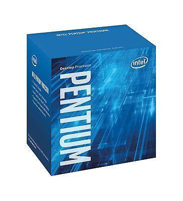 Intel Pentium G4560 3.5GHz Kaby Lake CPU LGA1151 Desktop Smart Cache Boxed