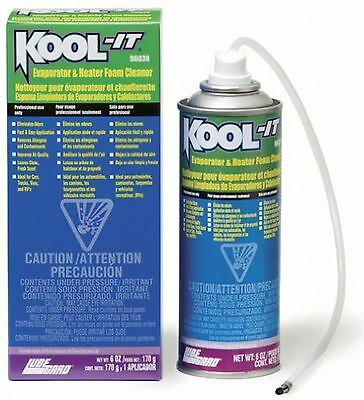 Lubegard 96030 Kool-it Evaporator And Heater Foam Cleaner New 2 2 Cans