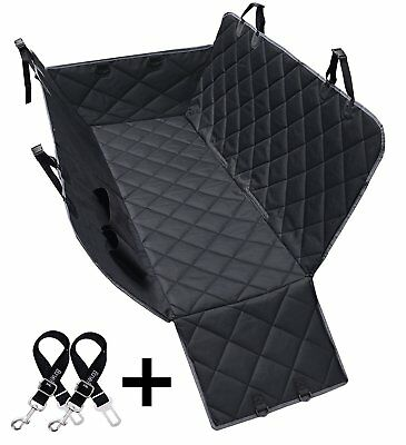 Best Dog Seat Cover for Backseat of Cars / Trucks / SUV Waterproof Dog (Best Dog Car Hammock)
