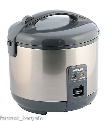 Tiger Japan JNP-S55U Moving 3 Cups (Uncooked) Rice Cooker and Warmer New