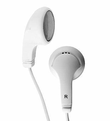 TELEFUNKEN KH1000 Ohrhörer | weiss | In-Ear-Kopfhörer | 1,2 m Kabel (2m Ohrhörer)